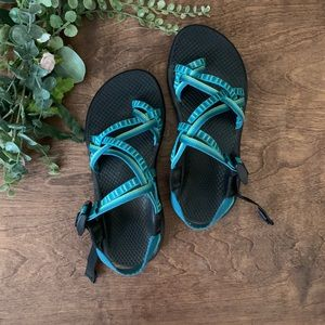 Chaco ZX/2 Classics Double Strap Sandals | Size 6